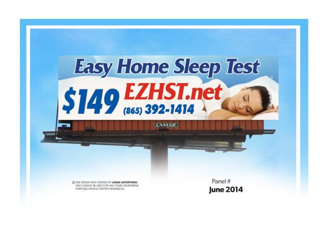Sleep Apnea Screening $149
