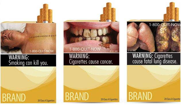 Smokers are more likely to try quitting and succeed with graphic warnings on cigarette packs